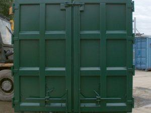 deuren en achterklep