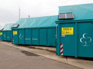 Gesloten containers