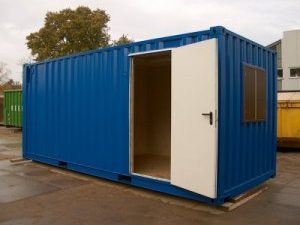 Zeecontainers / Magazijncontainers